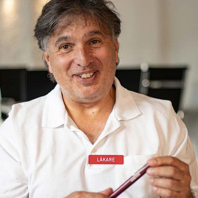 Michael Hellqvist, Hörhjälpmedel