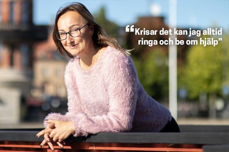 Julia Malm, hörselhjälpmedel